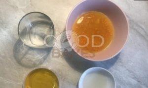 Апельсиновое печенье без сахара рецепт шаг 5