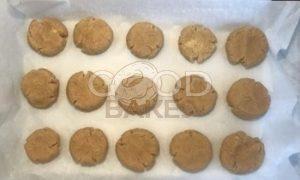 Апельсиновое печенье без сахара рецепт шаг 9