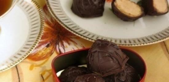 Аргентинские конфеты Bon o bon кулинарный рецепт