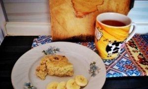 Банановое суфле кулинарный рецепт