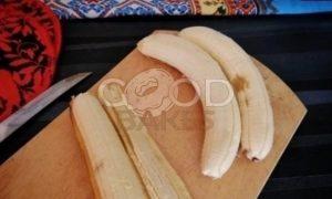 Банановое суфле рецепт шаг 1