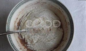 Блинный торт «Шоколадное удовольствие» рецепт шаг 4
