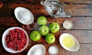 Брусничный влажный зефир без сахара рецепт шаг 1
