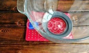 Брусничный влажный зефир без сахара рецепт шаг 8