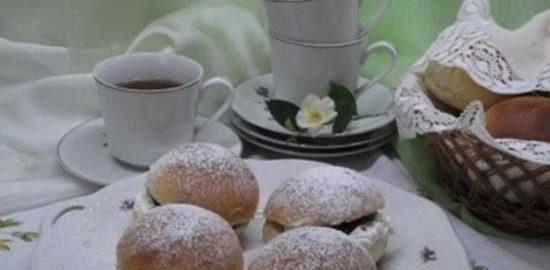 Булочки «Чадли» кулинарный рецепт