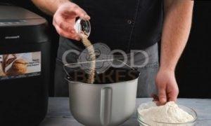 Бутерброды из тыквенного хлеба с ветчиной и помидорами рецепт шаг 2