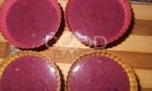 Черничный десерт рецепт шаг 5