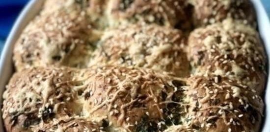 Чесночные булочки с сыром кулинарный рецепт