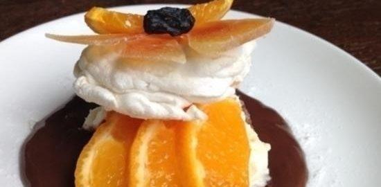 Десерт «Нежность» кулинарный рецепт
