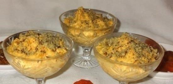 Десертный крем кулинарный рецепт