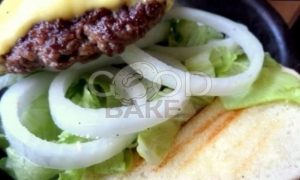 Двойной гамбургер рецепт шаг 7