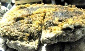 Европейский пирог с цедрой и корицей кулинарный рецепт