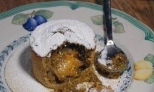 Фисташковый фондан с марципаном кулинарный рецепт