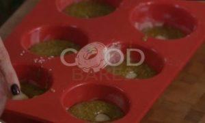 Фисташковый фондан с марципаном рецепт шаг 6