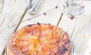 Французский яблочный тарт кулинарный рецепт
