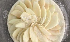 Французский яблочный тарт рецепт шаг 5