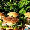 Гамбургер с сайрой кулинарный рецепт