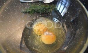 Гречневые блины с печенью трески и икрой рецепт шаг 1