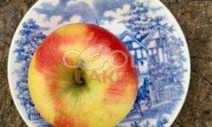 Яблочный пирог с маком и мороженым рецепт шаг 1