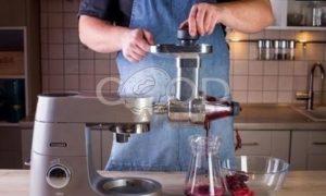 Ягодное суфле рецепт шаг 3