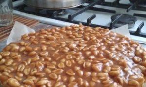 Карамельный торт без выпечки кулинарный рецепт