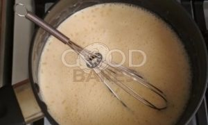 Карамельный торт без выпечки рецепт шаг 5