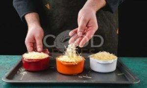 Картофельная запеканка с тунцом рецепт шаг 7