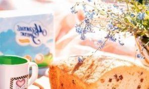 Кекс с апельсином «Коньячный дед» кулинарный рецепт