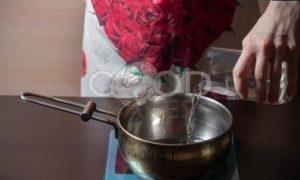 Кекс с апельсином «Коньячный дед» рецепт шаг 11