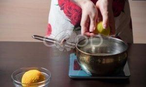 Кекс с апельсином «Коньячный дед» рецепт шаг 13