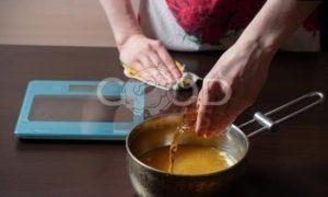 Кекс с апельсином «Коньячный дед» рецепт шаг 15