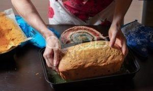 Кекс с апельсином «Коньячный дед» рецепт шаг 16