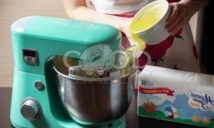 Кекс с апельсином «Коньячный дед» рецепт шаг 4