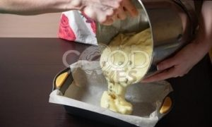 Кекс с апельсином «Коньячный дед» рецепт шаг 9