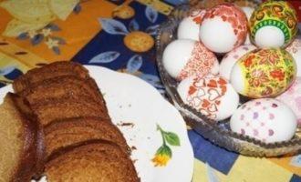 Кекс в хлебопечке «Пасха» кулинарный рецепт