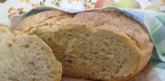 Хлеб ароматный кулинарный рецепт