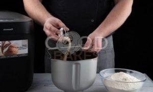 Хлеб c вишней рецепт шаг 2