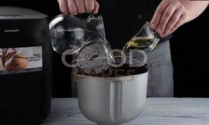 Хлеб c вишней рецепт шаг 4
