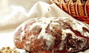 Хлеб с шелковицей кулинарный рецепт