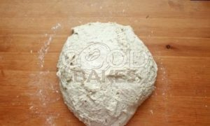 Хлеб с шелковицей рецепт шаг 7