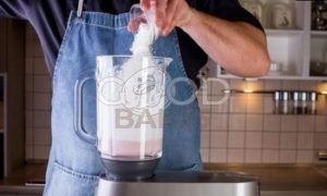 Клубничное мороженое рецепт шаг 3