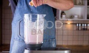 Клубничное мороженое рецепт шаг 4