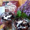 Крем-пудинг с ягодами кулинарный рецепт