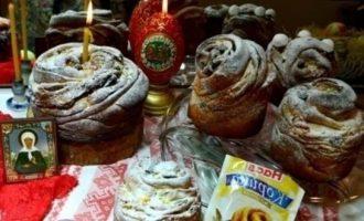 Кулич-краффин с маком, изюмом и орехами кулинарный рецепт