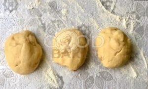 Куличи-краффины с орехами и изюмом рецепт шаг 4