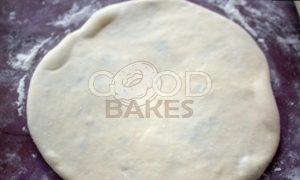 Лепешки с картофельно-сырной начинкой рецепт шаг 15