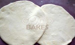 Лепешки с картофельно-сырной начинкой рецепт шаг 22