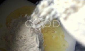 Лепешки с картофельно-сырной начинкой рецепт шаг 3