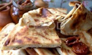 Лепешки с картофельно-сырной начинкой рецепт шаг 30