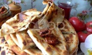 Лепешки с картофельно-сырной начинкой рецепт шаг 33